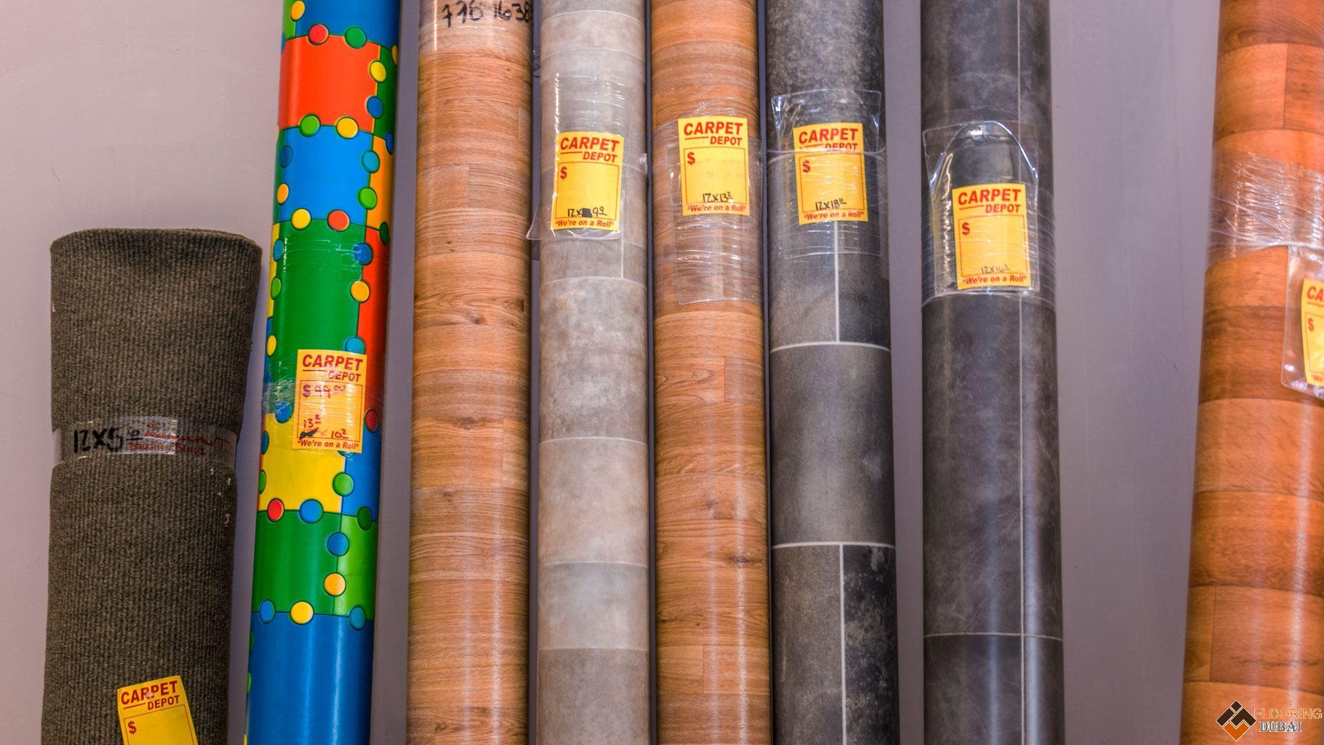Carpet Tiles Suppliers Uae